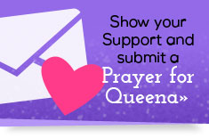 Prayers for Queena - INT CTA